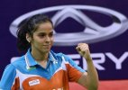 Will be No.1 if fate allows: Saina