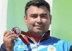 Gagan Narang achieves No.1 spot in Asian ranking