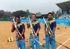 More golds for India in SAG archery