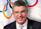 International Olympic Committee chief to meet PM Modi today