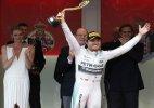 Nico Rosberg wins Monaco GP after crash hampers Hamilton