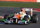 Force India drivers to start 13th, 14th in Malaysia