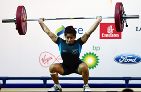 CWG 2014: Lifter Sanjita wins India's first gold at Games