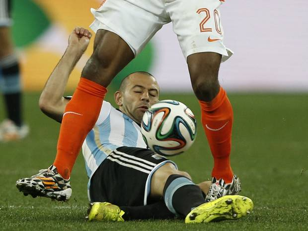 The worst injuries of FIFA World Cup 2014 | Soccer News