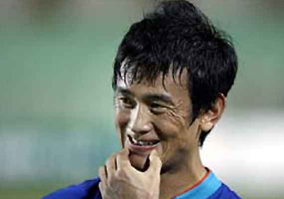 Baichung Bhutia takes over as chief coach of  United Sikkim