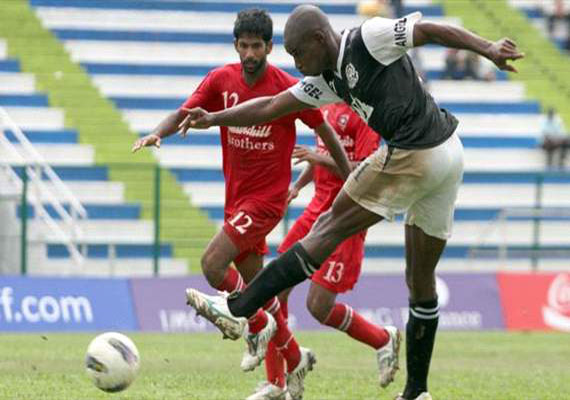 Churchill Brothers beat Mohd Sporting 5-1 in Fed Cup