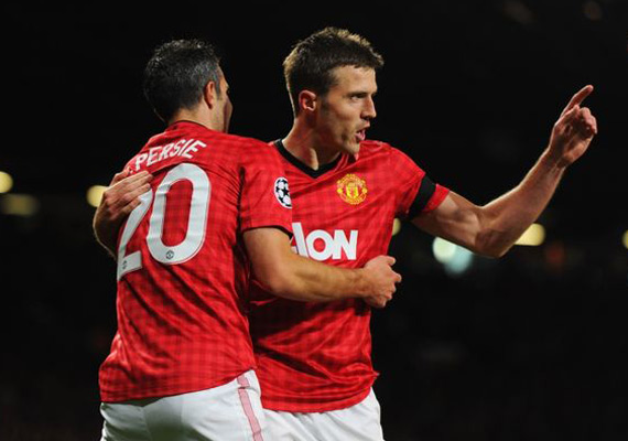Manchester United beats Galatasaray 1-0 in Champs League