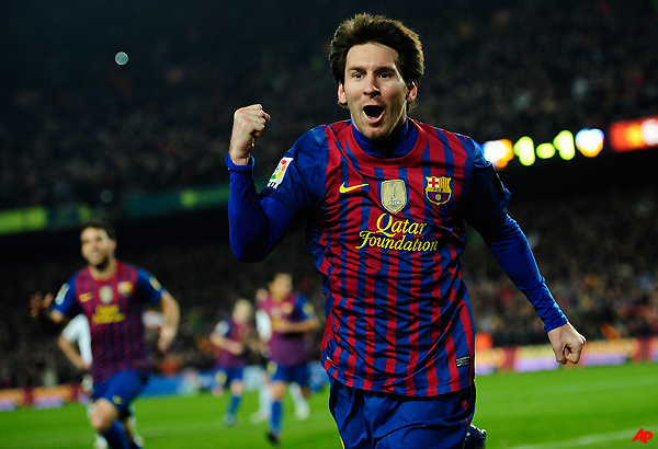 Messi's 4 Goals Help Barcelona Beat Valencia 5-1