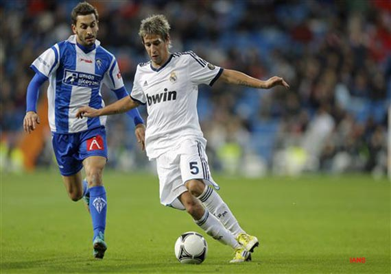 Real Madrid beats Alcoyano 3-0