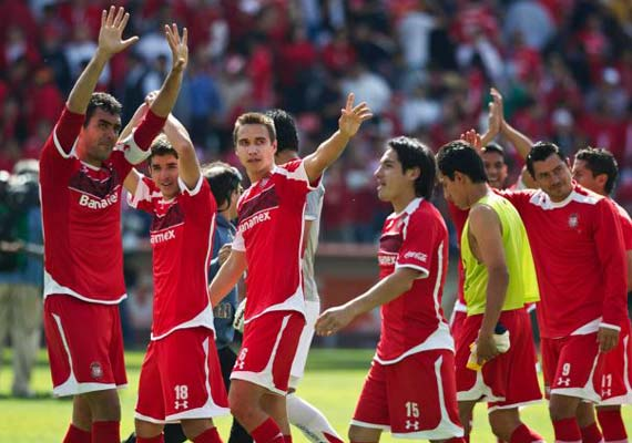Toluca to face Tijuana in Mexican league final