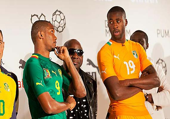Yaya Toure, Drogba finalists for African player of the year
