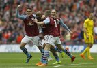 Aston Villa beats Liverpool 2-1 to reach FA Cup final