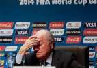 FIFA sponsors welcome Blatter's resignation
