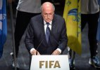 Full Text from Sepp Blatter's speech at FIFA congress