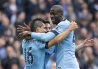 Manchester City beats West Ham 2-0; Silva hospitalized