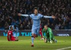Heat off Pellegrini as Man City beats Leicester 2-0 in EPL