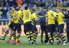 Dortmund overpowers Schalke 3-0 in German Bundesliga
