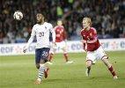 France beats Denmark 2-0 in friendly match
