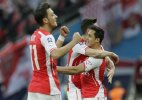Arsenal returns to FA Cup final with 2-1 win over Reading