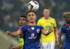Antonio strike helps Kerala draw level with Mumbai in ISL