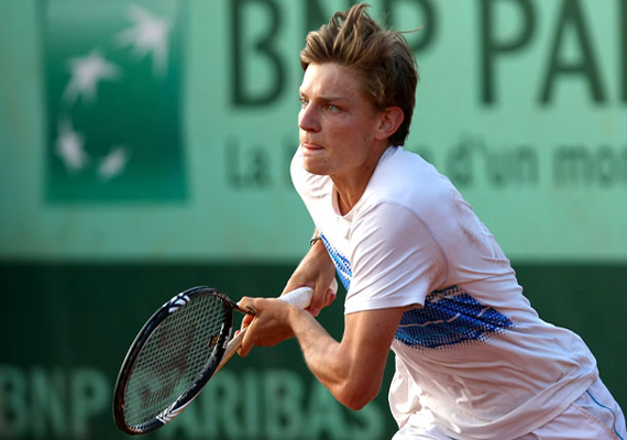 Isner ousted by Goffin at Valencia Open