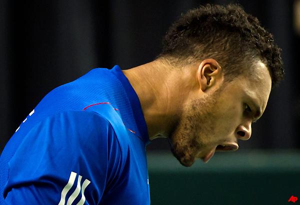 Jo-Wilfried Tsonga Reaches Open 13 Quarterfinals