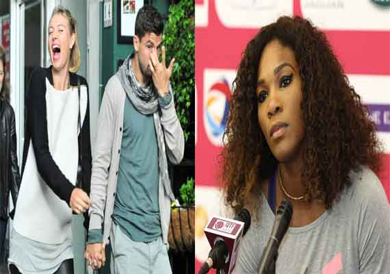 Know about the famous spat between Maria Sharapova, Serena Williams