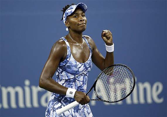 us open 4 years later venus williams enters 3rd round. Black Bedroom Furniture Sets. Home Design Ideas