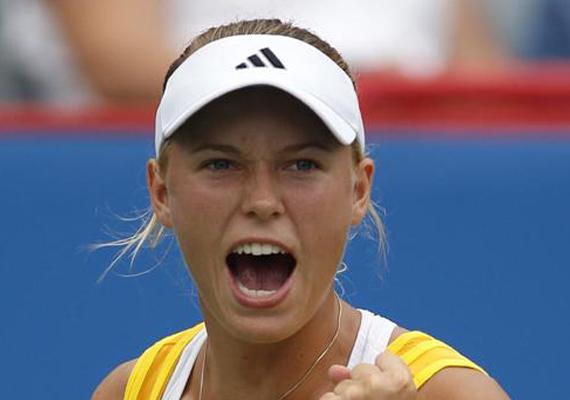 Wozniacki reaches semifinals of Korea Open