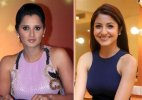 Sania Mirza defends Anushka after Twitteratis target her over virat's poor show