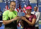 US Open: Sania Mirza-Bruno Soares duo win the mixed doubles title