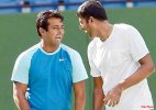 US Open 2015: Indian men's tennis pair Leander Paes, Rohan Bopanna advance in the events