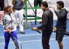 Sania-Bhupathi beat Paes-Navratilova in Tennis Masters