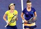 Wimbledon: Sania Mirza-Martina Hingis cruise into third round