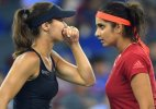 Sania Mirza-Martina Hingis win China Open, claims eight title of the season