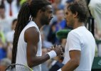 Rafael Nadal ousted by Dustin Brown in 2nd round at Wimbledon