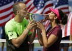 Sania dedicates US Open title to Telangana and India