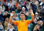 Djokovic holds top spot in tennis singles rankings