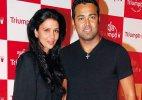 Rhea Pillai's cricketer-friend threatened me, claims Leander Paes