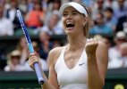 Maria Sharapova subdues Vandeweghe to reach Wimbledon semifinals