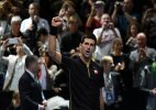 Djokovic beats Nishikori to reach final in London