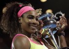 Australian open 2015: Serena Williams wins 19th major title