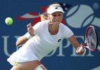 US Open: Dizzy in heat , Bouchard out of upset heavy US Open