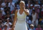Djokovic, Williams, Sharapova reach second round at Wimbledon