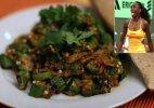 Bhindi Masala is Venus Williams' favourite Indian food