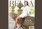 Serbian tennis ace Ana Ivanovic poses for glamorous Bella magazine photoshoot