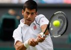 Novak Djokovic keeps up Wimbledon charge with 3-set win