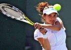 Sania wants to win Grand Slam women's doubles