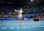 Sharapova wins China Open, back to world number 2