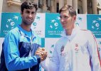 Davis Cup: Serbia jump to 1-0 lead against India